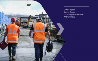 Branz/SiteSafe Research Report on Suicide in the NZ Construction Industry